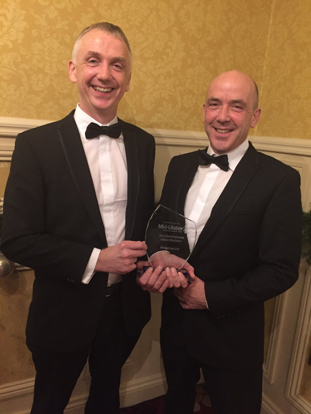 Business of the Year Award 2016